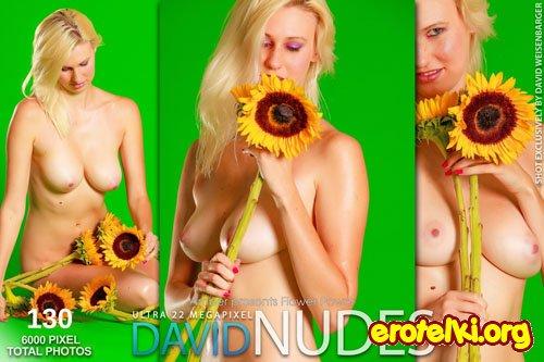 """Amber """"Flower Power"""""""