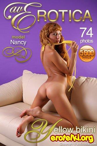 "Nancy ""Yellow Bikini"""