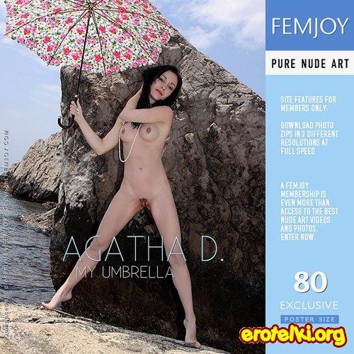 "Agatha D ""My Umbrella"""