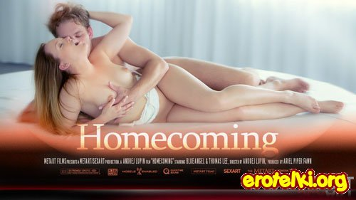 "Blue Angel & Thomas Lee ""Home Coming"""