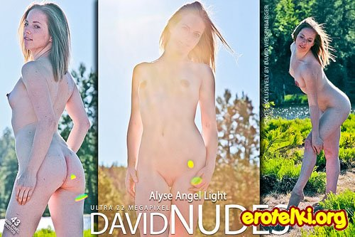 "Alyse ""Angel Light"""