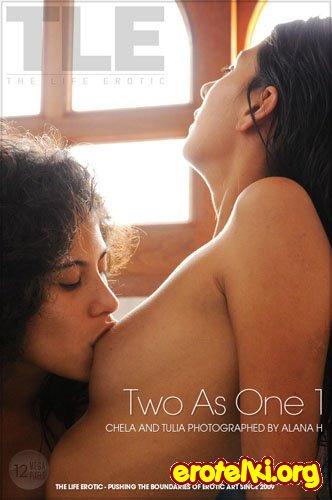 "Chela & Tulia ""Two As One 1"""