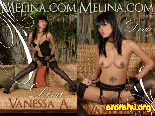 """Vanessa A """"Diva I-II"""""""