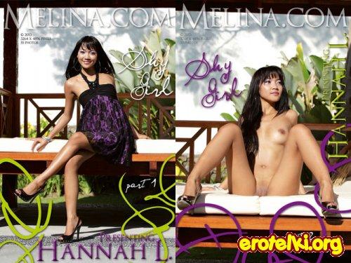 "Hannah L ""Shy Girl I-II"""