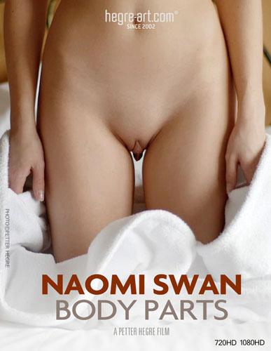 "Naomi Swan ""Body Parts"""