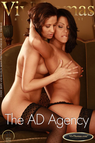"Cindy Hope & Madlin Moon ""The AD Agency"""