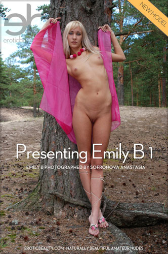 "Emily B ""Presenting Emily 1"""