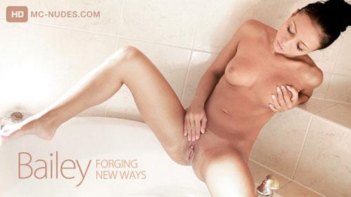 "Bailey ""Forging New Ways"""