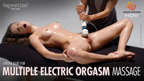 "Emily ""Multiple Electric Orgasm Massage"""