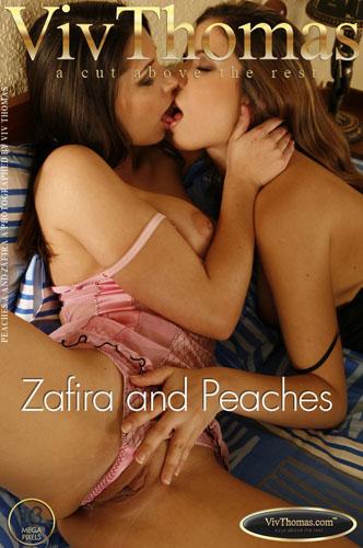 """Peaches A & Zafira A """"Zafira and Peaches"""""""