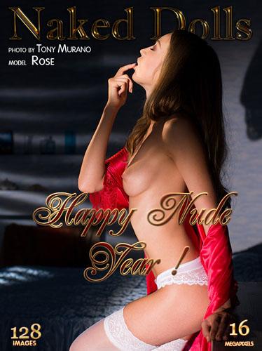 """Roze """"Happy Nude Yeart"""""""