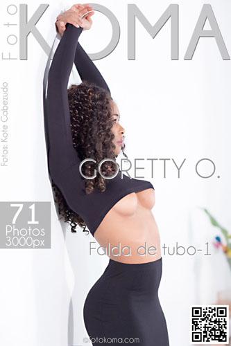 "Goretty O ""Falda de Tubo 1"""