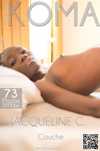 """Jacqueline C """"Couche"""""""