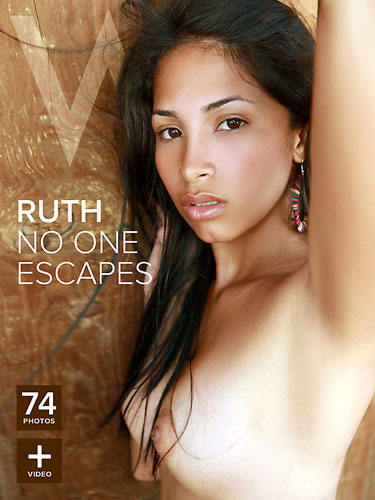 "Ruth Medina ""No One Escapes"""