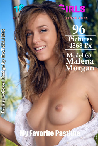 "Malena Morgan ""My Favorite Pastime"""