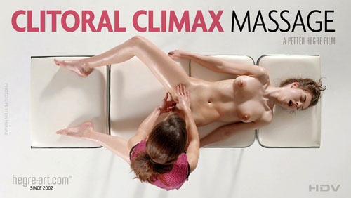 "Naomi Swan ""Clitoral Climax Massage"""