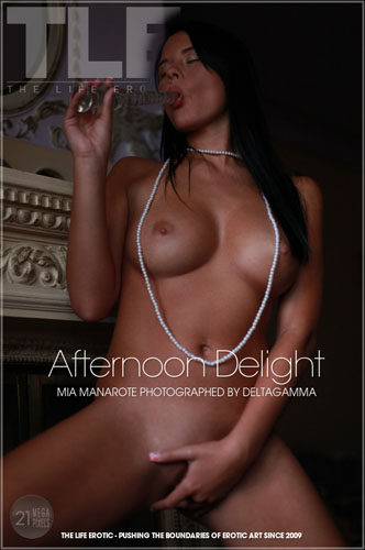 "Mia Manarote ""Afternoon Delight"""