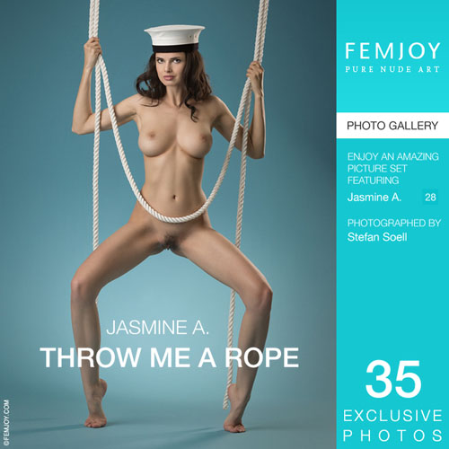 "Jasmine A ""Throw Me A Rope"""