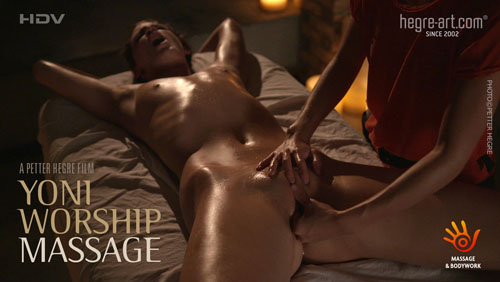 "Gia Hill & Noma ""Yoni Worship Massage"""