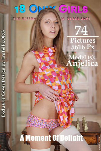 "Anjelica ""A Moment Of Delight"""