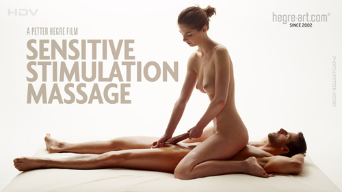 "Charlotta ""Sensitive Stimulation Massage"""