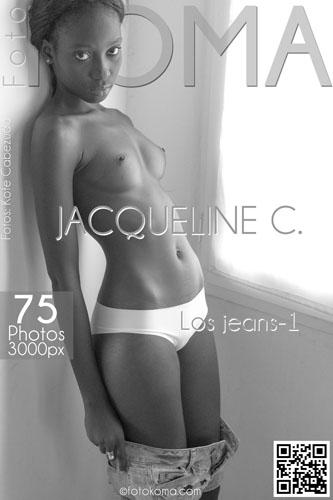 """Jacqueline C """"Los Jeans 1"""""""