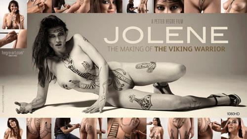 "Jolene ""The Making Of. The Viking Warrior"""
