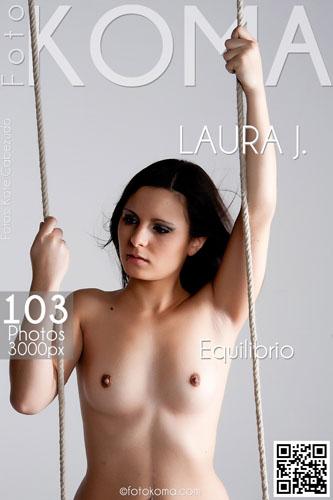 """Laura J """"Equilibrio"""""""