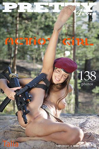 "Talia ""Action Girl"""