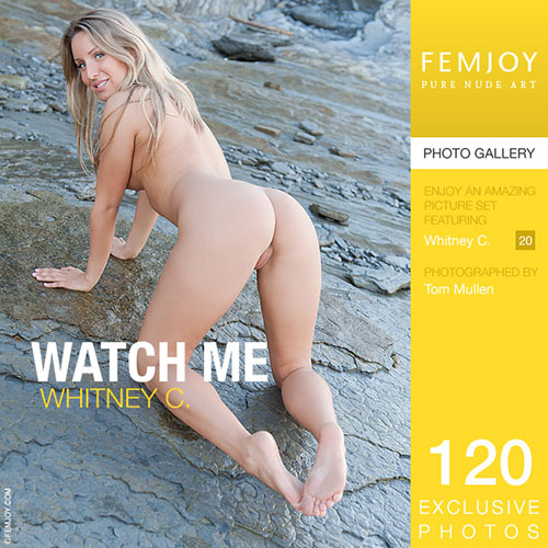 "Whitney C ""Watch Me"""
