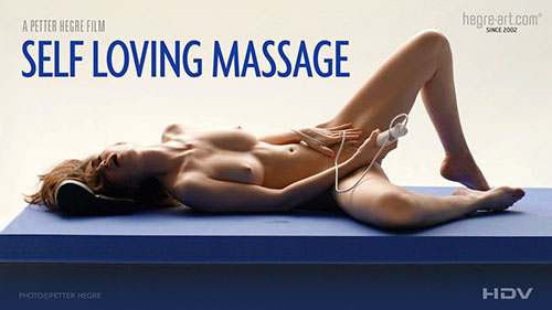 "Charlotta ""Self Loving Massage"""