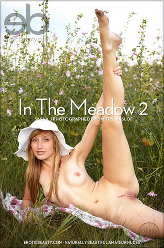 "Sasha J ""In The Meadow 2"""