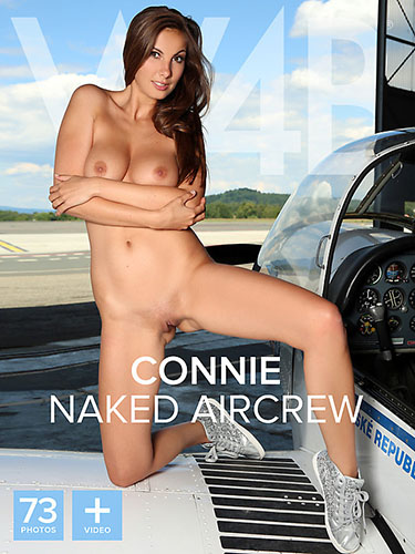 "Connie Carter ""Naked Aircrew"""