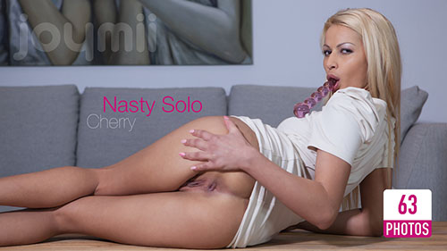 "Cherry K ""Nasty Solo"""