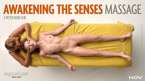 "Bara ""Awakening The Senses Massage"""