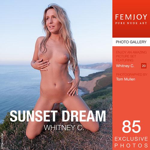 "Whitney C ""Sunset Dream"""