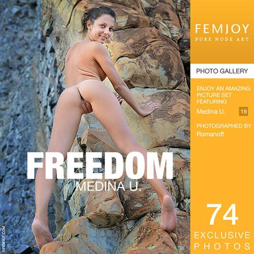 "Medina U ""Freedom"""