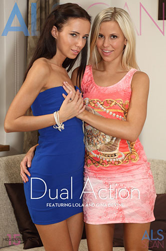 "Gina Devine & Lola ""Dual Action"""