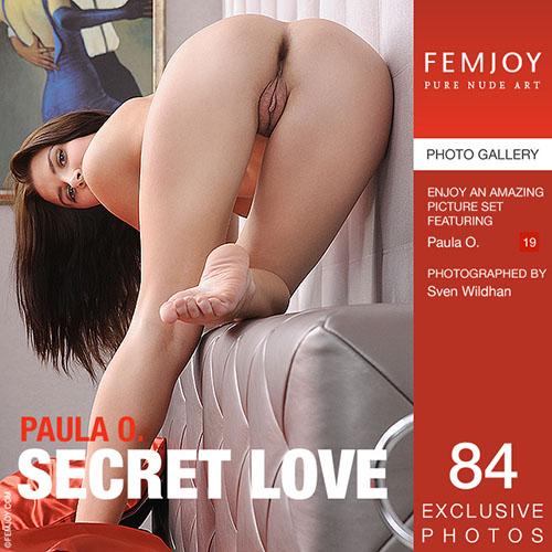 """Paula O """" Secret Love"""""""