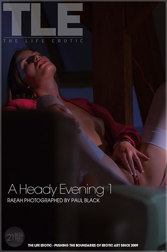 "Raeah ""A Heady Evening 1"""