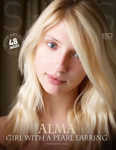 """Alma """"Girl With A Pearl Earring"""""""