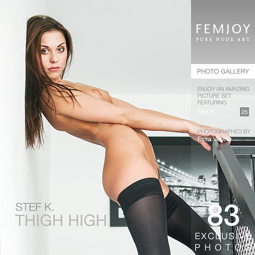"Stef K ""Thigh High"""