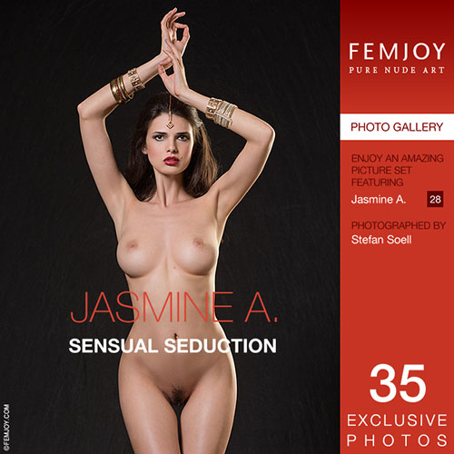 "Jasmine A ""Sensual Seduction"""