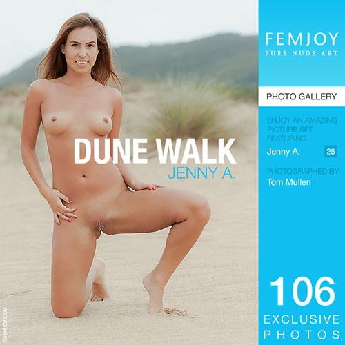 "Jenny A ""Dune Walk"""