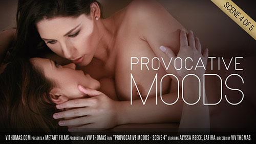 "Alyssa Reece & Zafira A ""Provocative Moods Scene 4"""