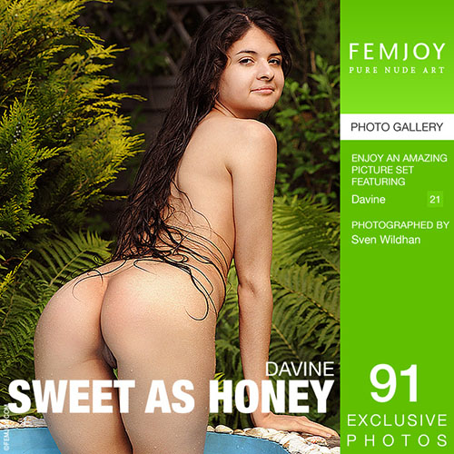 "Davine ""Sweet As Honey"""