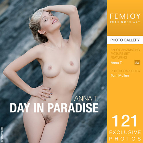 """Anna T """"Day in Paradise"""""""