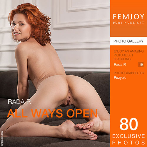 "Rada ""All Ways Open"""