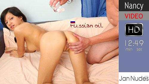 """Nancy """"Russian Oil Teen"""""""