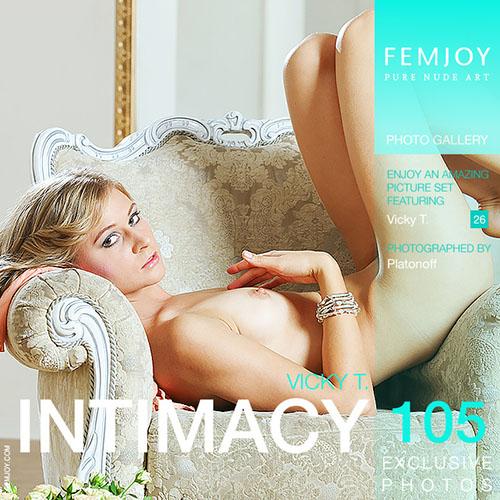 """Vicky T """"Intimacy"""""""